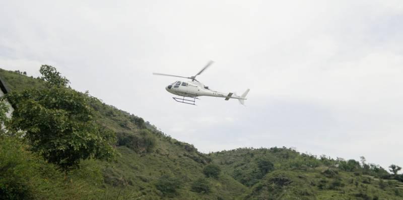 MATA VAISHNO DEVI WITH HELICOPTER TOUR