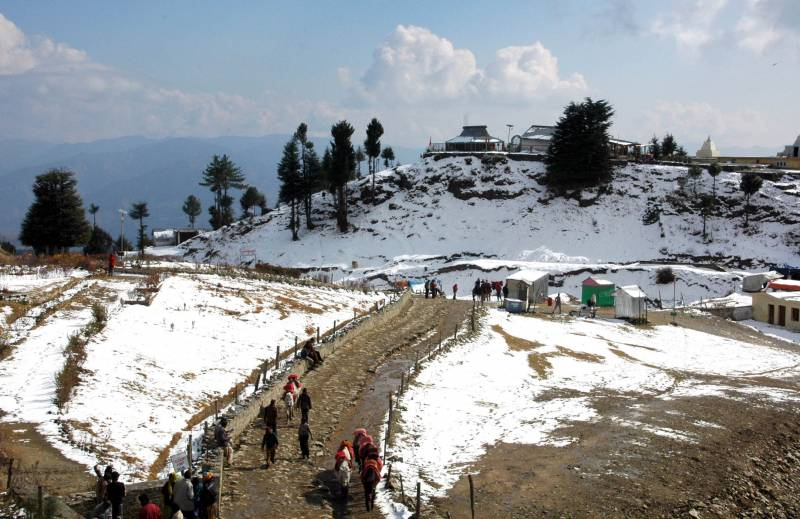 Shimla Manali With Chandigarh Tour