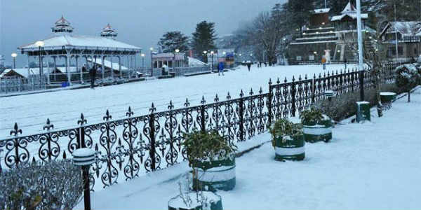 6 Nights / 7 Days Manali, Manikaran, Shimla Tour