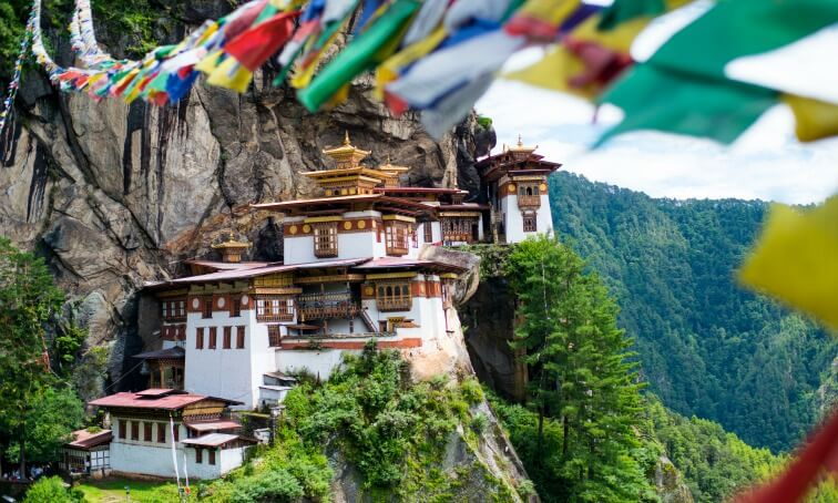 Bhutan Private Tours - 11 Nights & 12 Days