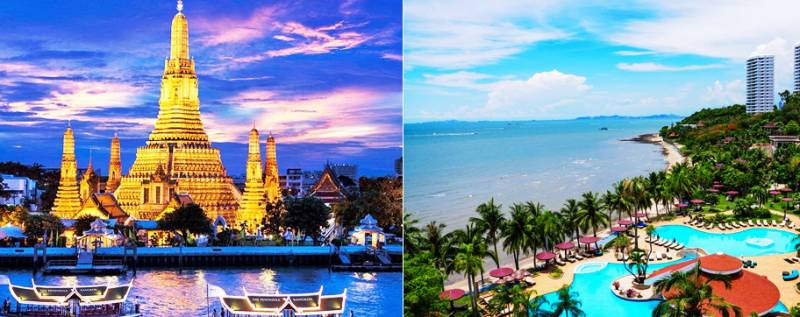 Unwind At Bangkok And Pattaya Tour