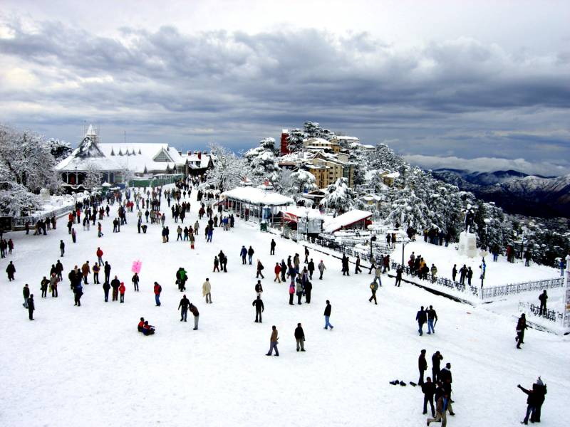 Allure Of Shimla