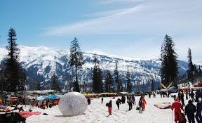 Manali  4night 5days  By Volvo Package
