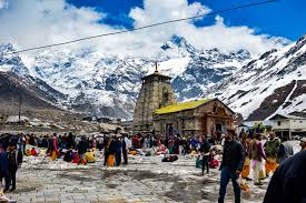 Do Dham Yatra By Helicopter Package