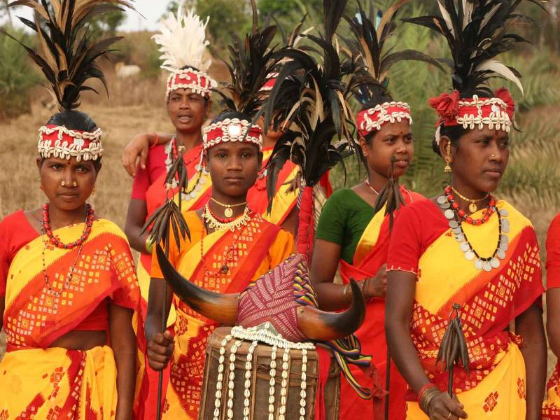 Tribal Tour Of Orissa - 14 Days Tour