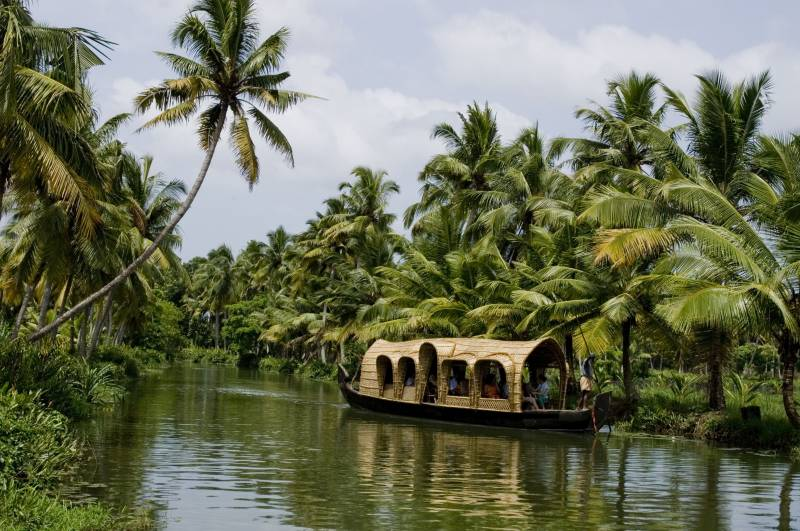 Tamil Nadu And Kerala - 12 Days Tour