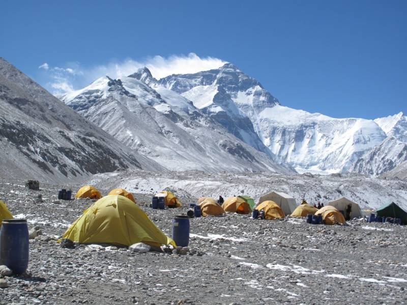 The Two Faces Of Himalayas-nepal And Tibet Tour