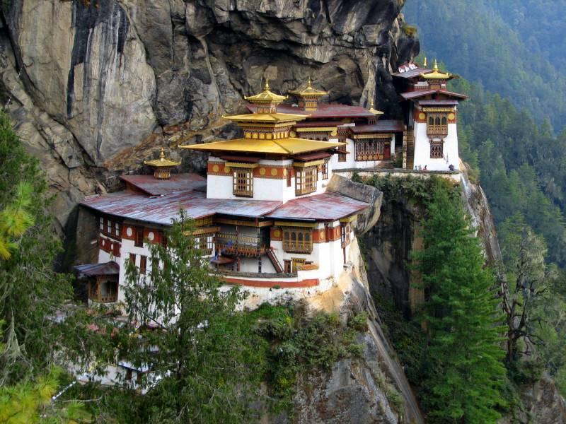 Bhutan 8 Days Tour