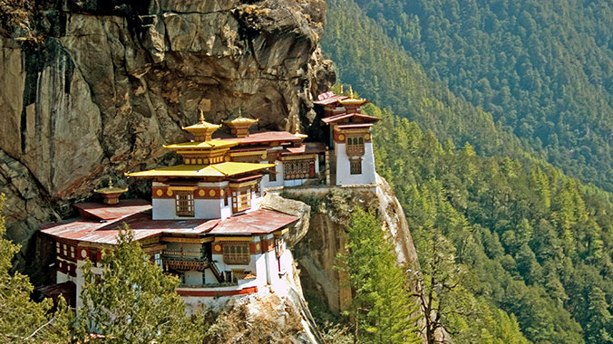 The Journey To The Mountain Kingdoms- Bhutan And Sikkim 17 Days