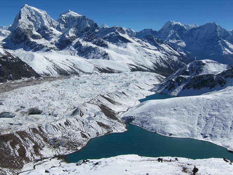 Everest Base Camp 18 Days Tour