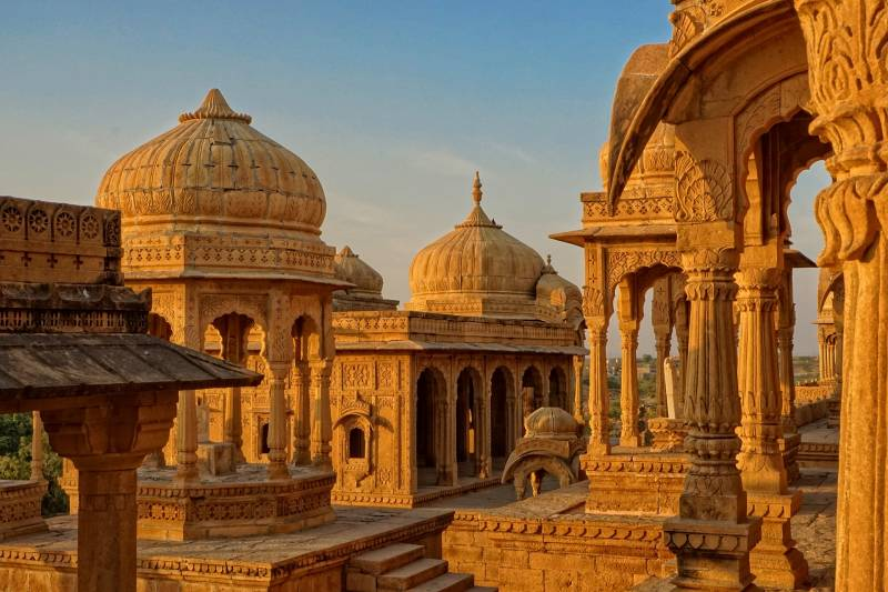 Heritage On The Sand With Rishikesh Tour