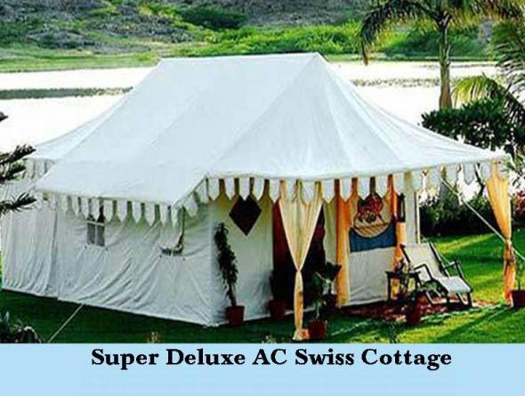 Swiss Cottage Super Deluxe AC In Kumbh Ujjain