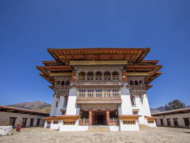 Dynamic Bhutan Tour