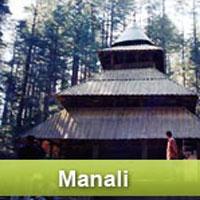 New Delhi - Shimla - Manali - Chandigarh Tour