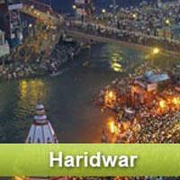 Uttranchal: Same Day Haridwar Tour