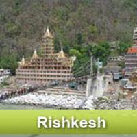 New Delhi - Haridwar - Rishikesh Tour