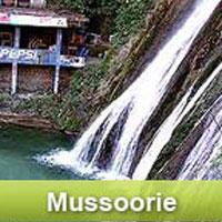 New Delhi - Haridwar - Rishikesh - Dehradun - Mussoorie Tour