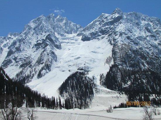 Srinagar-Gulmarg-Pahalgam-Sonmarg Tour