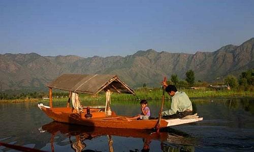 Kashmir Honeymoon Tour Packages