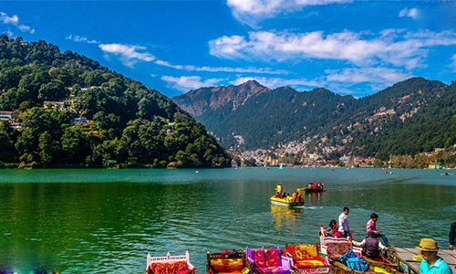 Uttaranchal Honeymoon Tour Packages
