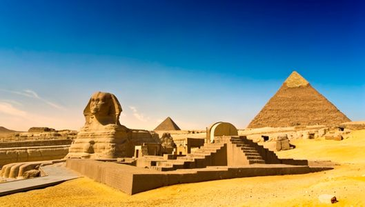Cairo Luxor And Aswan Tour