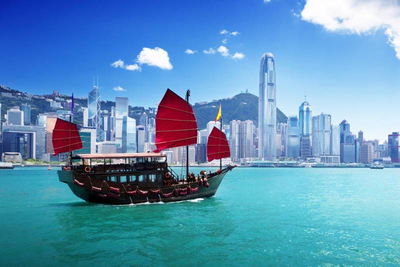 Magical Hong Kong & Macau Tour