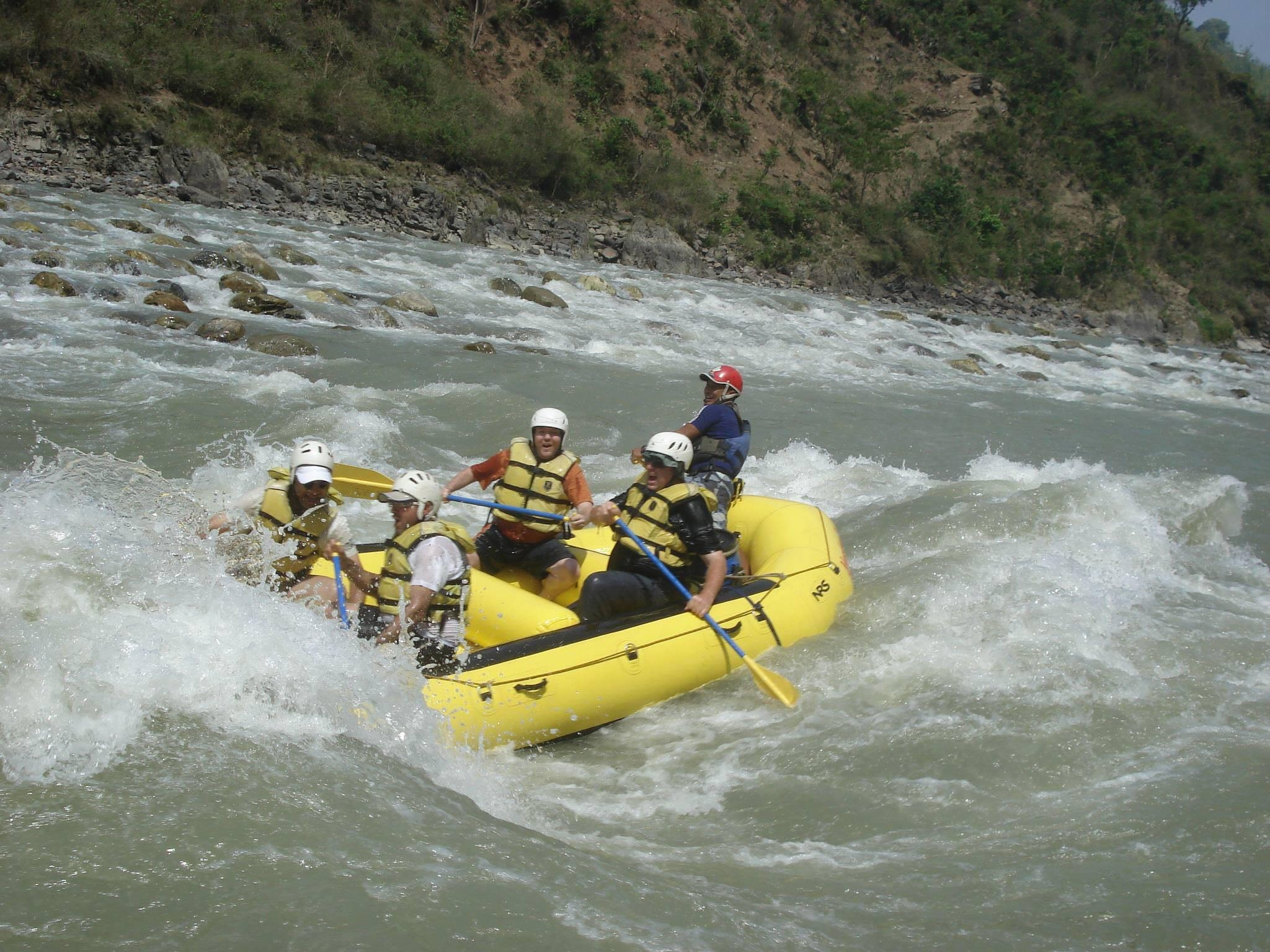 Catch The Thrill In Bhutan  Tour (Rafting & Kayaking)