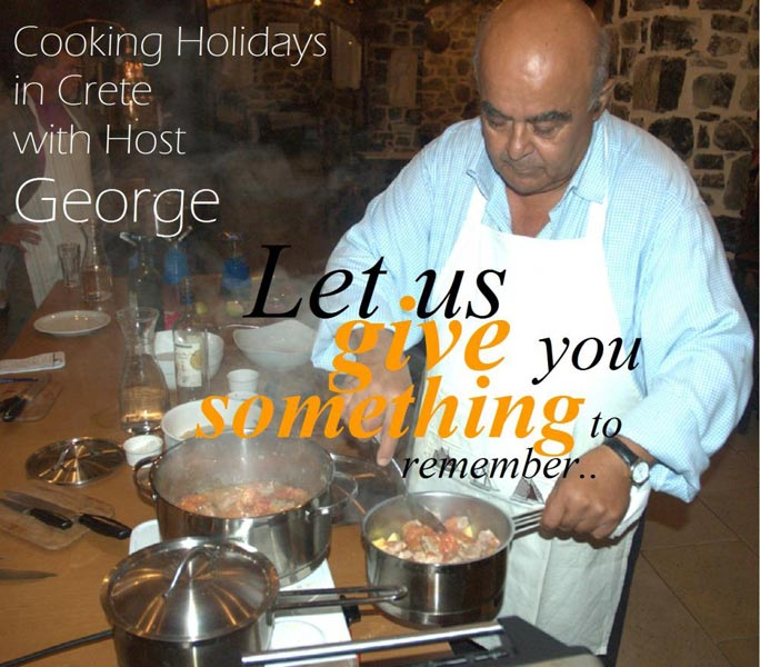7 Days Food, Wine, Culture And Hands On Culinary Holiday In Crete - Greece Tour