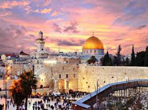 Cruise And Israel Grand Tour