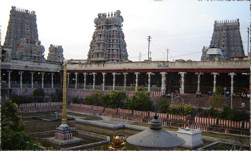 Chennai – Pondicherry – Trichy – Madurai - Rameswaram - Kanyakumari Tour