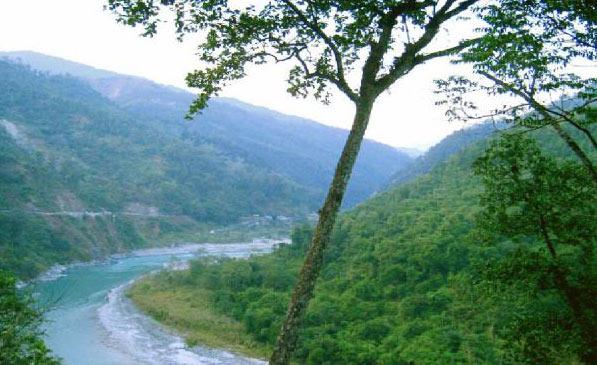 Natural Beauty Of Gangtok - Darjeeling Tour
