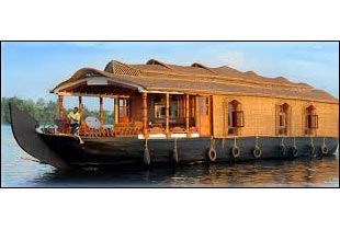 6 Nights/7 Days Kerala Package With Houseboat ,6Night-7Days-Tour Package