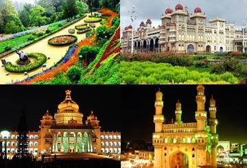 Ooty Mysore Coorg - Honeymoon Tour
