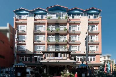 Manang Hotel, Kathmandu Tour