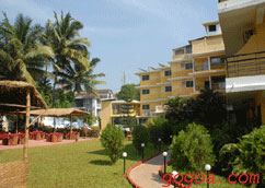 Peninsula Beach Resort Goa Tour