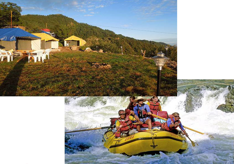 Rishikesh Rafting Package With Private Car