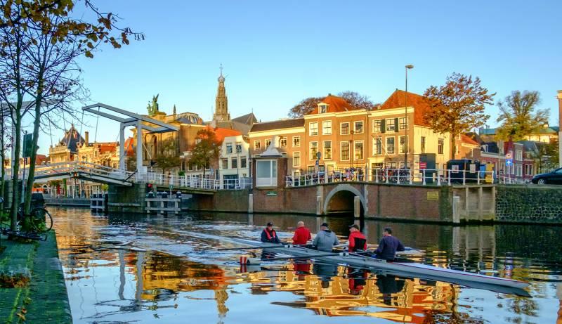 Amsterdam Tour Itinerary