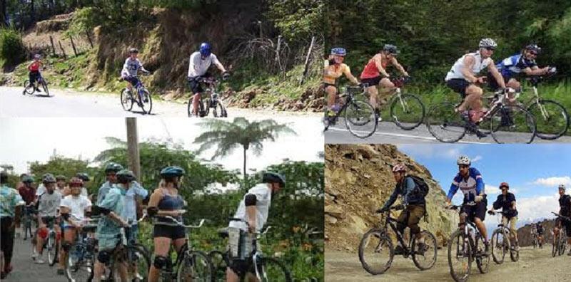 Mountain Bike Tour In India