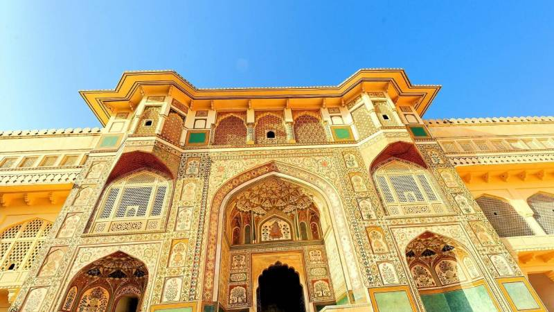 Fort & Palace Of Rajasthan Tour