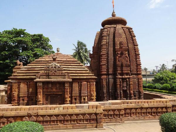 Orissa Temple Tour