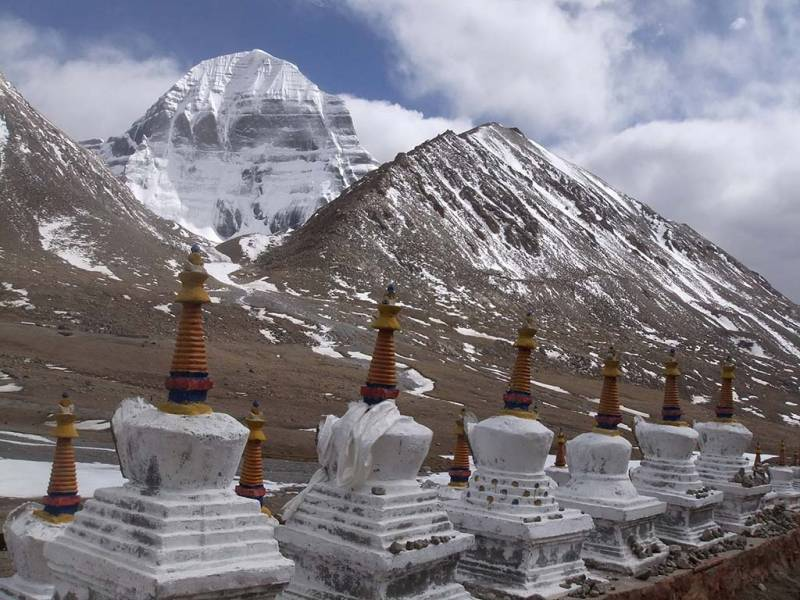 Kailash Mansarovar Tours By Helicopter