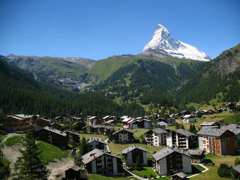 Switzerland With Paris Tour