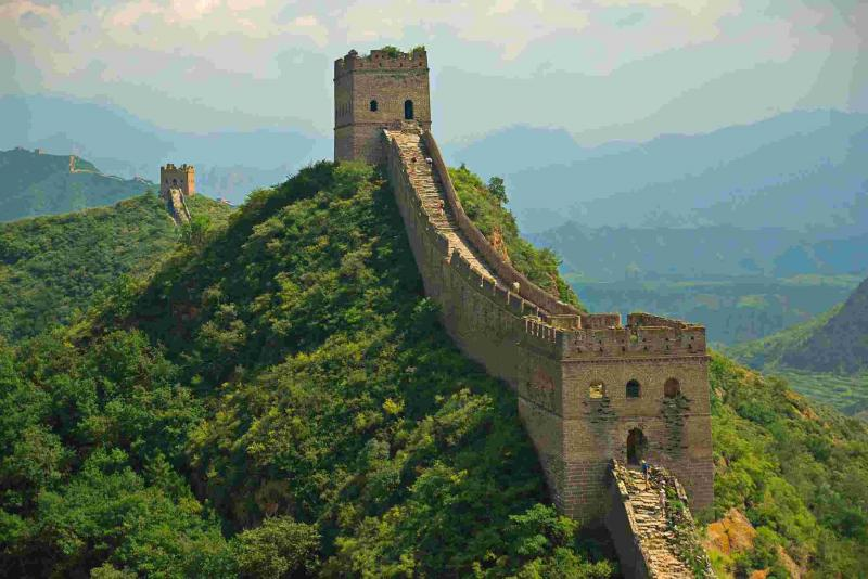 China - Wonders Of The World Package
