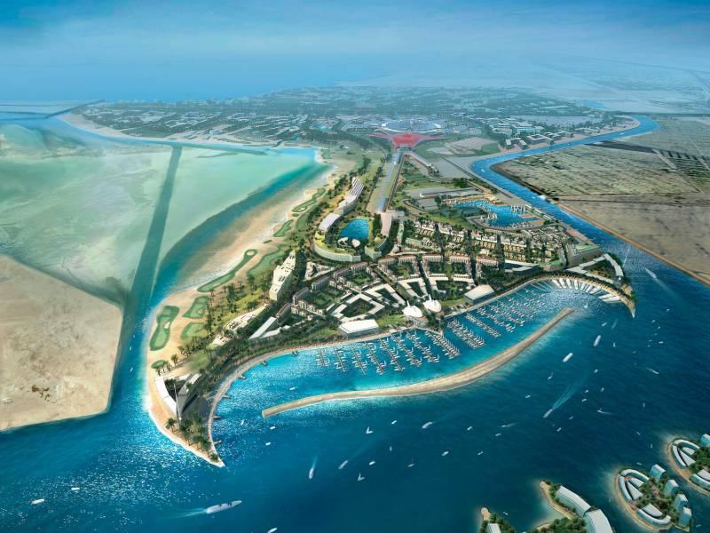 Dubai With Yas Island Tour