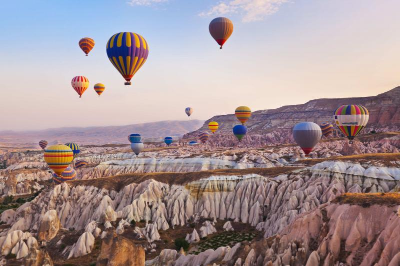2 Days Cappadocia Tour From Istanbul By Plane Package