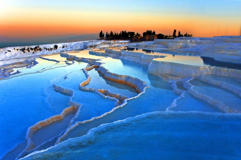 3-day Cappadocia And Pamukkale Tour From Istanbul By Plane & Bus Package