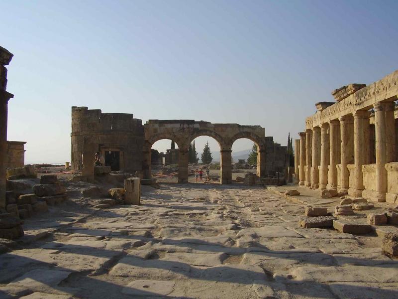 5 Days Cappadocia, Pamukkale, Priene, Miletus, Didyma & Ephesus Tour By Plane Package