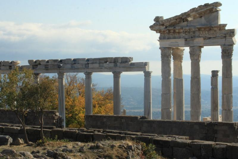 5 Days Tour Of Cappadocia, Pamukkale, Ephesus, Troy And Gallipoli Package