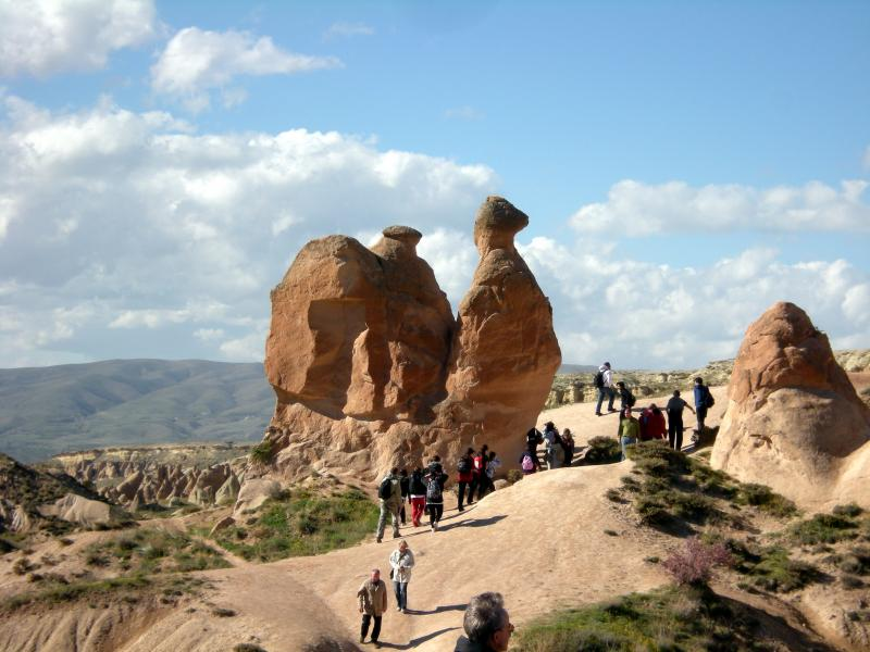 5 Days Istanbul, Ephesus And Cappadocia Tour Package