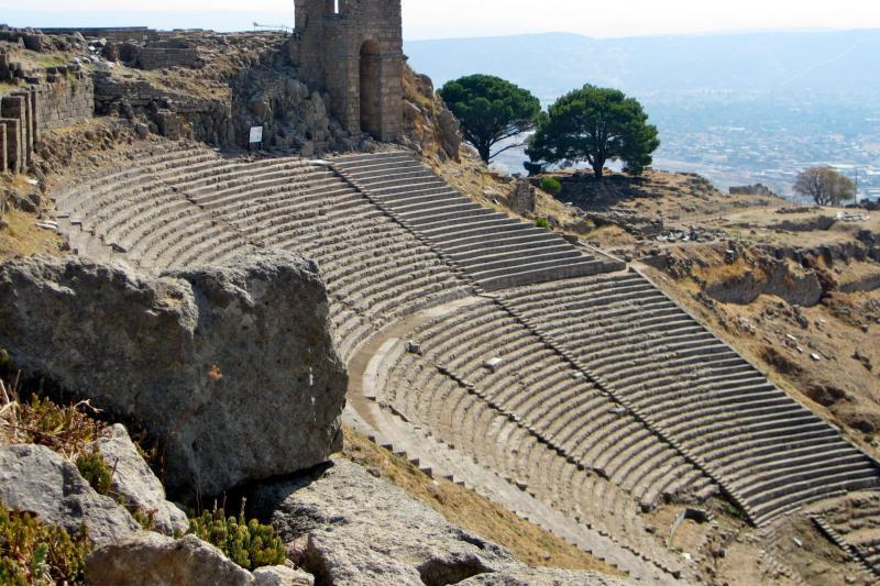 7 Days Gallipoli, Troy, Pergamum, Ephesus, Pamukkale, Konya & Cappadocia Tour Package
